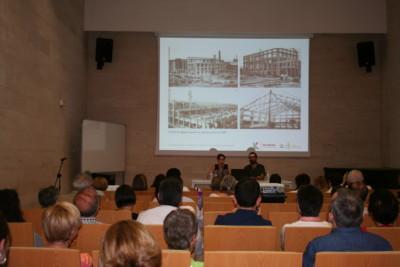 Conferencia de Arkikultura sobre el patromonio cultural de Barakaldo